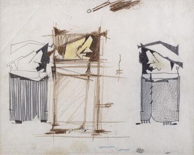 Pino Pascali, 'Al Cafone (Killers)', 1964