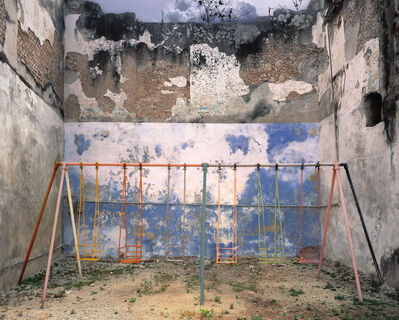 """Kenneth Parker, 'Playground """"Parque"""" Old Havana, Cuba', 2015"""