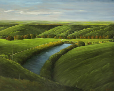 Ross Penhall, 'Big Coulee', 2019