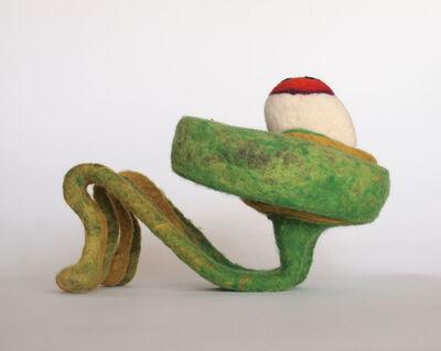 Mark Burt, 'Lilly Frog', 2015