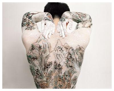 Huang Yan, 'Chinese Shan-shui Tattoo 10', 1999