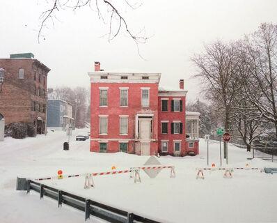 David Halliday, 'Front & Ferry Streets, Hudson, NY', 2015