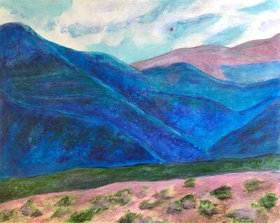 Randa Dubnick, 'Mountain View from Garden of the Gods', 2020