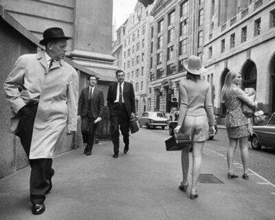 Jacques Henri Lartigue, 'Londres, 25 Juin-4Juillet', 1967