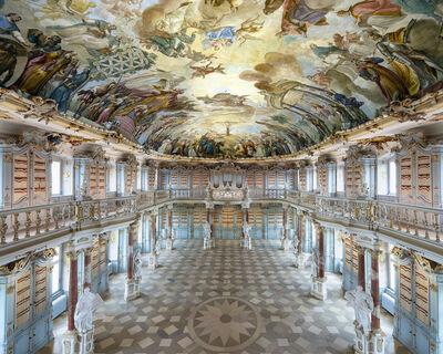 Reinhard Gorner, 'Schussenried Abbey I Library, Germany', 2018
