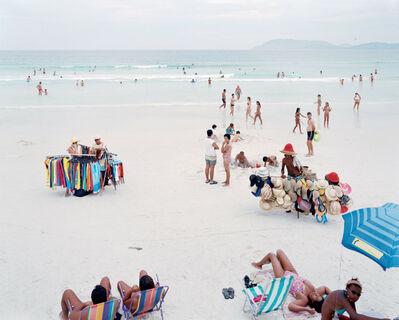 "Massimo Vitali, '24 Cabo Frio V, ""from ""A Portfolio of Landscapes With Figures""', 2006"