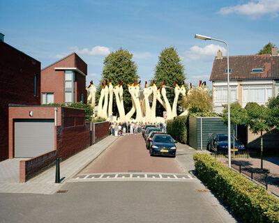 Tom Janssen, 'Flower parade Zundert', 2010