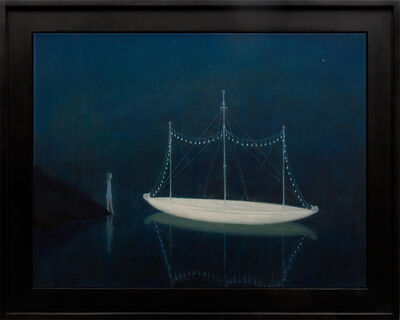 Aron Wiesenfeld, 'The Starship', 2016