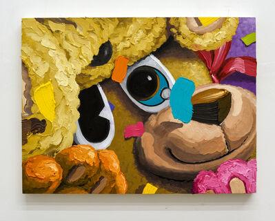 "Brent Estabrook, '""Mixed Up""', 2019"