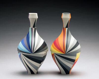 Peter Pincus, 'Bottle Pair', 2018