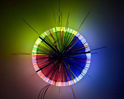 George Kroenert, 'RGB', 2018