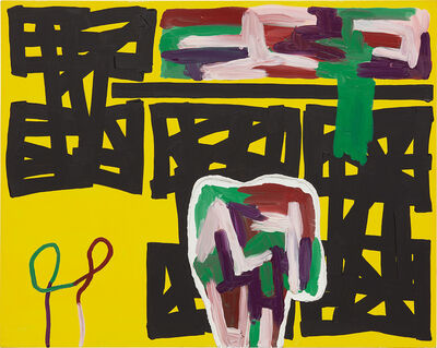 Jonathan Lasker, 'Where Things Can Be'