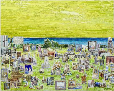Toru Kuwakubo, 'Johannes Vermeer's Studio  ', 2016