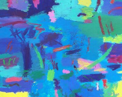 Stan Brodsky, 'Ionian Blue #3', 1989