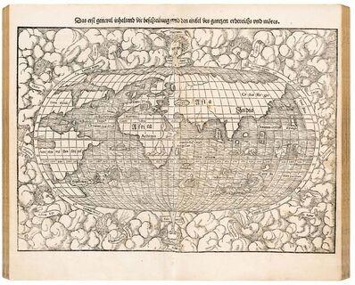 Anonymous, 'Sebastian Münster: 'Cosmographei oder beschreibung aller länder...'', 1550