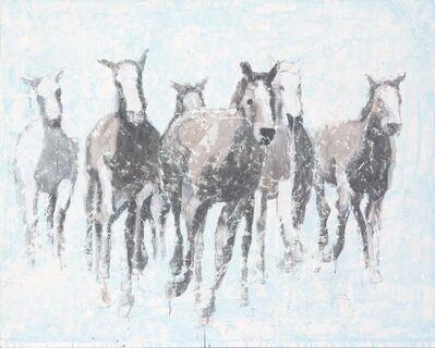 Nicole Charbonnet, 'Horses 2', 2006