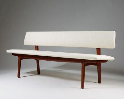 Aksel Bender Madsen and Ejner Larsen, 'Bench with backrest', 1957