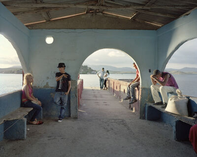 Andrew Moore, 'La espera, Cayo Granma, Santiago de Cuba', 2012