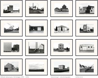 Wilhelm Schürmann, '16 vintages ', 1976-1977