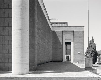 Hans-Christian Schink, 'EUR (Piazza Giovanni Agnelli 1)', 2014