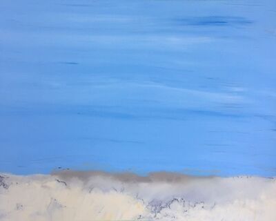 Chad Olsen, 'Sandhills - Over the Edge of the World III', 2016