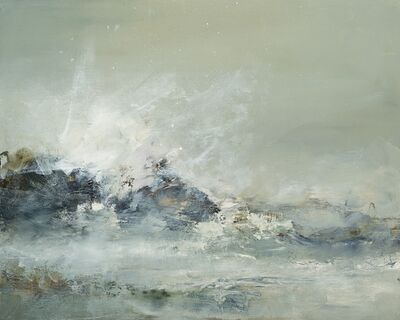 France Jodoin, 'Sea Study 104', 2020