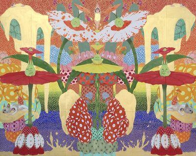 Mari Ito, 'Origen del deseo - Exteriorización de mis deseos', 2018