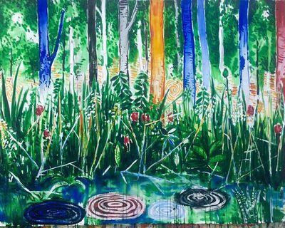 Abraham Lacalle, 'Malas hierbas', 2016