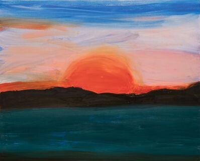 Kathryn Lynch, 'apocalyptic sun', 2017