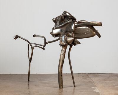Richard Hunt, 'Opposed Forms ', 1974