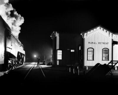 O. Winston Link, 'Rural Retreat', 1950's