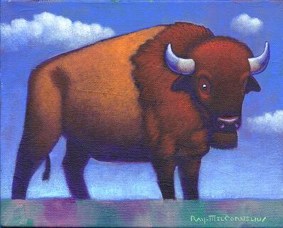 Ray-Mel Cornelius, 'Large Animal Small Canvas 1', 2019