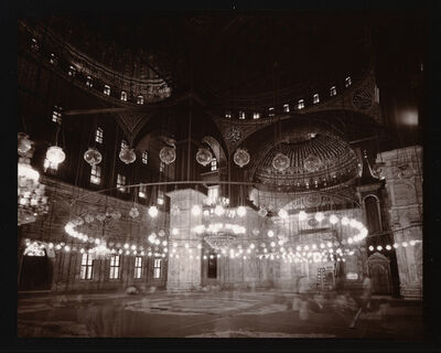 Linda Connor, 'Muhammad Ali Mosque, Cairo, Egypt', 1989