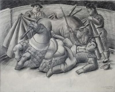 Fernando Botero, 'El Quite', 1988
