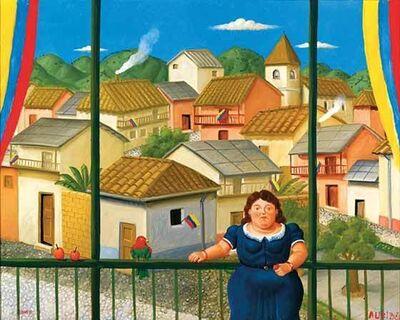 Fernando Botero, 'National Holiday', 2003