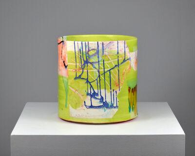 Lauren Mabry, 'Cylinder (Bright Green)', 2016