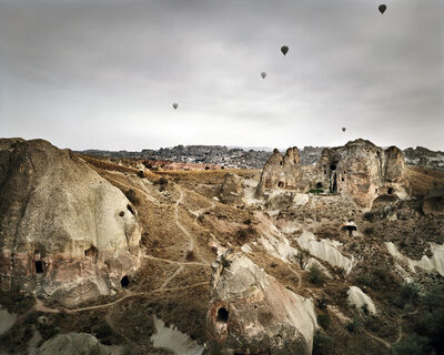 Luca Campigotto, 'Cappadocia, Turkey', 2003
