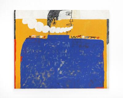 "Cannon Dill, '""Artist & Friends""', 2018"