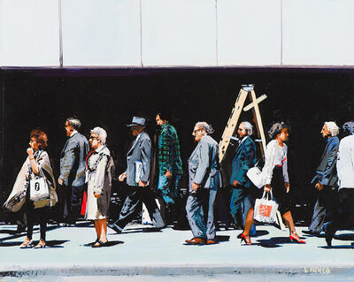 Luigi Rocca, 'New York People', 1997