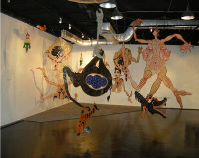 Chusak Srikwan, 'Free form avaricious is a precious blessing', 2008