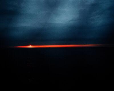 Davide Monteleone, 'Coordinate n° 8 38°40'N 118°54'E - 04/08/2012 - 11:48 UTC', 2012