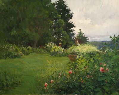 Marc Dalessio, 'Garden Scene', 2019