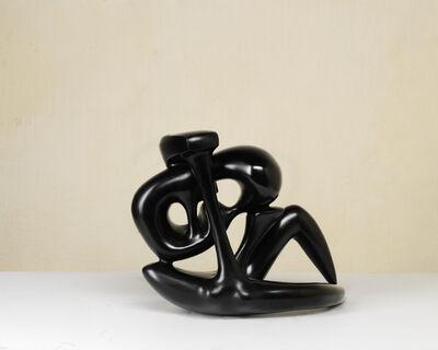 Agustín Cárdenas, 'Figure accoudée', 1988