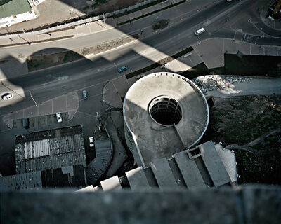 Mikhael Subotzky, 'Untitled 5, Ponte City', 2011