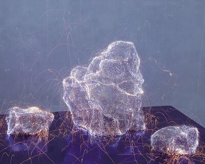 Qiu Minye, 'My God · Eight [我的天 · 其八]', 2013