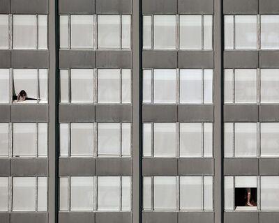 Michael Wolf (b. 1954), 'Transparent City #39', 2007