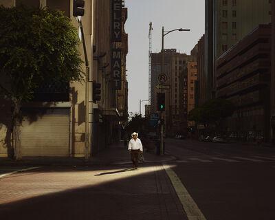 Oli Kellett, 'Cross Road Blues (6th St, LA)', 2016