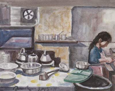 Feng Liu, 'Kitchen', 2015