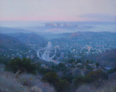Ann Lofquist, 'South from Glendale (Dawn)', 2017