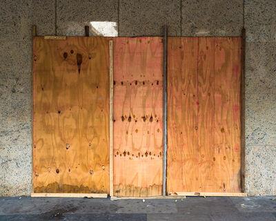 Pedro Victor Brandão, 'Sem título #10 - da série Mitigação sem impacto (Convite à pintura) [Untitled #10 - from the series Mitigation without impact (Invitation to painting) ', 2013